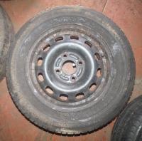 Диск колесный обычный (стальной) Ford Mondeo II (1996-2000) Артикул 51773726 - Фото #1