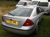 Ford Mondeo III (2000-2007) Разборочный номер B2459 #2