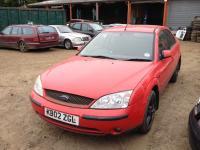 Ford Mondeo III (2000-2007) Разборочный номер 54231 #2