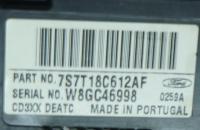 Переключатель отопителя Ford Mondeo IV (2007-2014) Артикул 51815627 - Фото #2