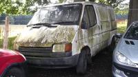 Ford Transit (1980-1991) Разборочный номер 44968 #1