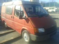 Ford Transit (1980-1991) Разборочный номер 48287 #1