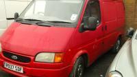 Ford Transit (1995-2000) Разборочный номер B2080 #2