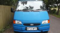 Ford Transit (1995-2000) Разборочный номер 54459 #1