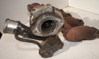 Турбина Ford Transit (2000-2006) Артикул 51659343 - Фото #1