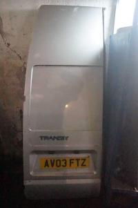 Дверь задняя (багажника) Ford Transit (2000-2006) Артикул 51765072 - Фото #1