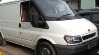 Ford Transit (2000-2006) Разборочный номер 45343 #2