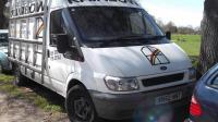 Ford Transit (2000-2006) Разборочный номер 48829 #2