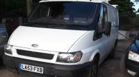 Ford Transit (2000-2006) Разборочный номер W8905 #1