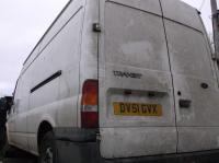 Ford Transit (2000-2006) Разборочный номер B2657 #3