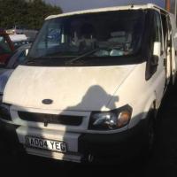 Ford Transit (2000-2006) Разборочный номер B2790 #1