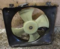 Двигатель вентилятора радиатора Honda Civic Артикул 50868949 - Фото #1