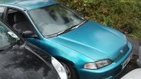Honda Civic Разборочный номер W7874 #1