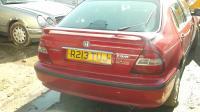 Honda Civic Разборочный номер B2129 #3