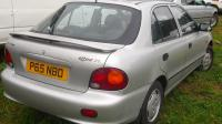 Hyundai Accent (1994-1999) Разборочный номер B1927 #1