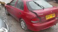 Hyundai Accent (1994-1999) Разборочный номер W8460 #2