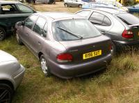 Hyundai Accent (1994-1999) Разборочный номер B2453 #2
