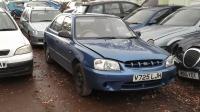 Hyundai Accent (1999-2003) Разборочный номер 46686 #1