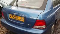 Hyundai Accent (1999-2003) Разборочный номер 46686 #2