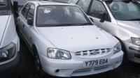 Hyundai Accent (1999-2003) Разборочный номер 47223 #1