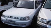 Hyundai Accent (1999-2003) Разборочный номер 47223 #2