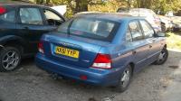 Hyundai Accent (1999-2003) Разборочный номер 49501 #1