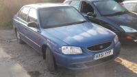 Hyundai Accent (1999-2003) Разборочный номер 49501 #2