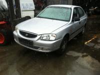 Hyundai Accent (1999-2003) Разборочный номер L5722 #1