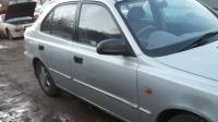 Hyundai Accent (1999-2003) Разборочный номер 53325 #2