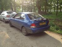 Hyundai Accent (1999-2003) Разборочный номер W9709 #1