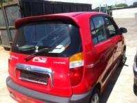 Hyundai Atos Разборочный номер 50039 #2