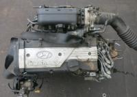 ДВС (Двигатель) Hyundai Coupe Артикул 900032838 - Фото #1
