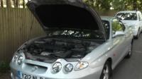 Hyundai Coupe Разборочный номер W9230 #3