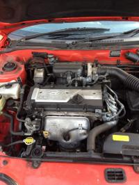 Hyundai Coupe Разборочный номер 53021 #2