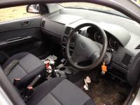 Hyundai Getz Разборочный номер B2933 #4