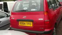 Hyundai Matrix Разборочный номер W9144 #1