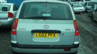 Hyundai Matrix Разборочный номер W9417 #2