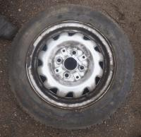 Диск колесный обычный (стальной) Hyundai Pony Артикул 51524645 - Фото #1