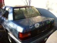 Hyundai Pony Разборочный номер 52617 #1
