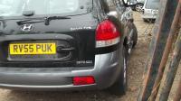 Hyundai Santa FE Разборочный номер W8688 #4