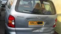 Hyundai Trajet Разборочный номер W8413 #1