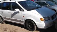 Hyundai Trajet Разборочный номер W9087 #3