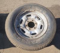 Диск колесный обычный (стальной) Isuzu Trooper Артикул 1121760 - Фото #2