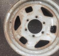 Диск колесный обычный Isuzu Trooper Артикул 377023 - Фото #1