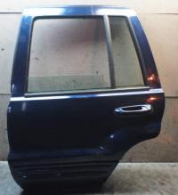 Стекло форточки двери Jeep Grand Cherokee Артикул 900109693 - Фото #1