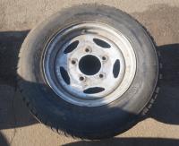 Диск колесный обычный (стальной) Land Rover Discovery Артикул 50670691 - Фото #1