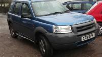 Land Rover Freelander Разборочный номер 47736 #1