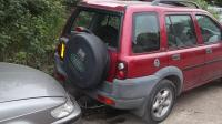 Land Rover Freelander Разборочный номер 49913 #2