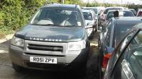 Land Rover Freelander Разборочный номер W9368 #1