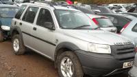 Land Rover Freelander Разборочный номер 52208 #1